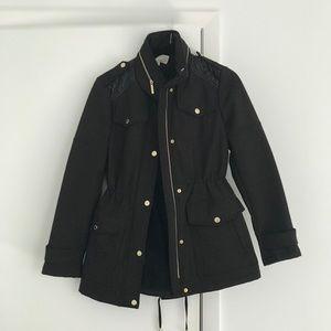 Black Michael Kors Coat